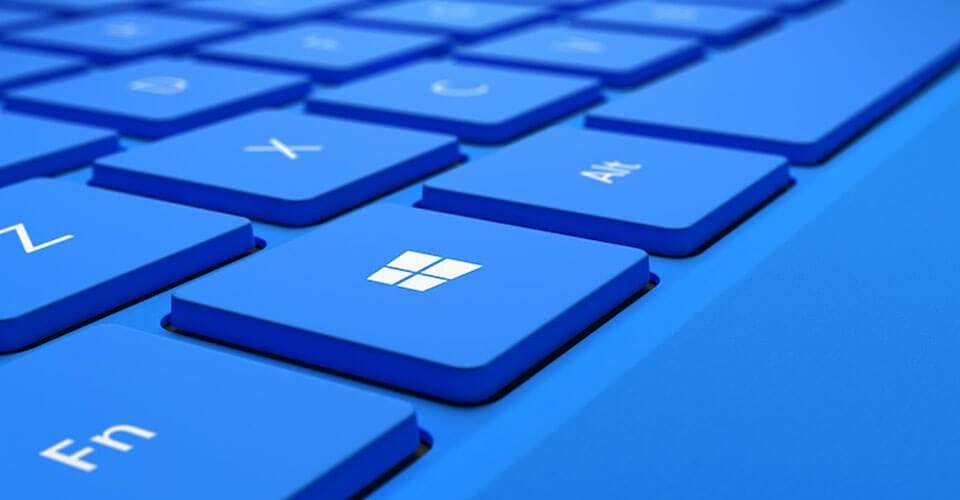 Windows 10'da klavye değiştirme
