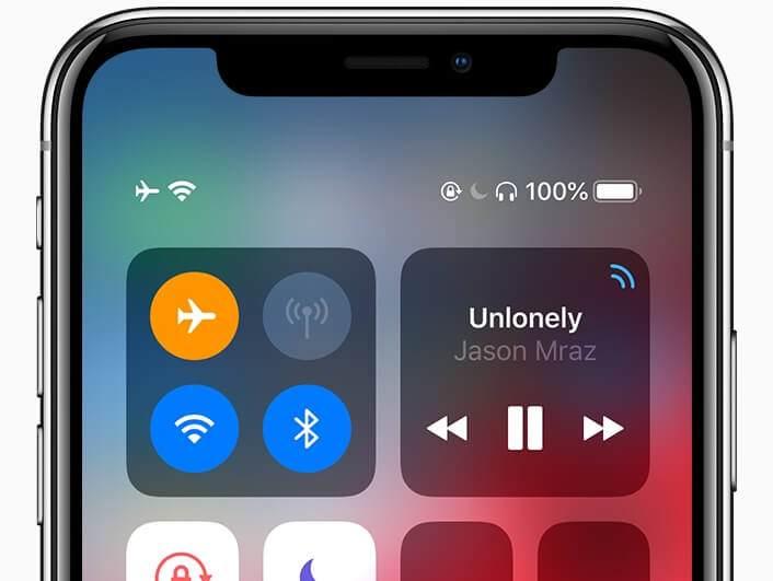 iPhone Kilit işareti nedir