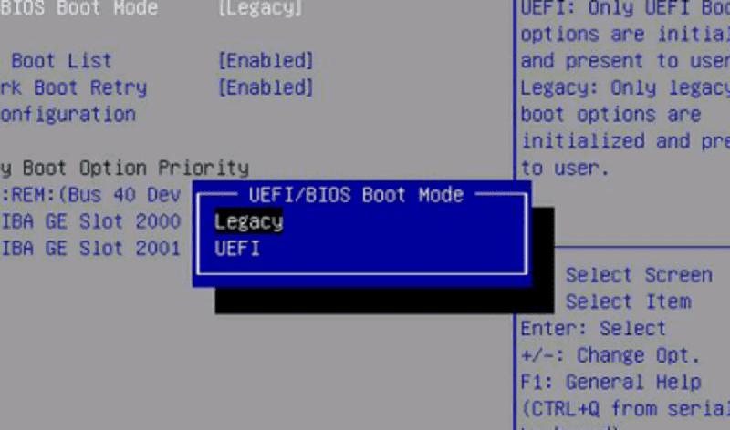 UEFI  ve BIOS Farkı nedir ?