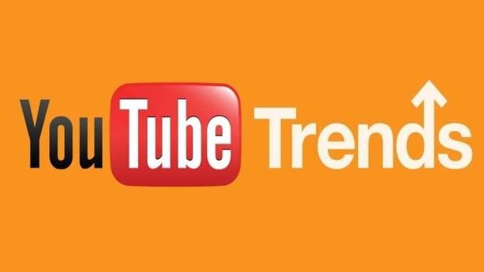Youtube Dünya Trendleri