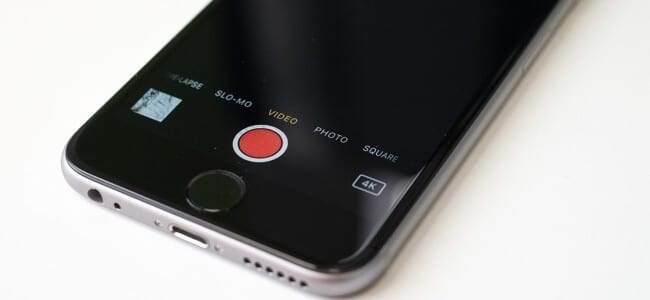iphone ekran videosu çekme