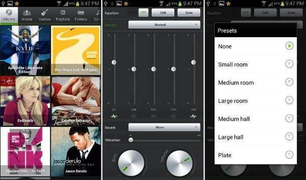 android en iyi müzik çalar