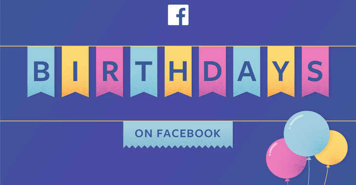facebook doğum günü bildirimi gitmesin