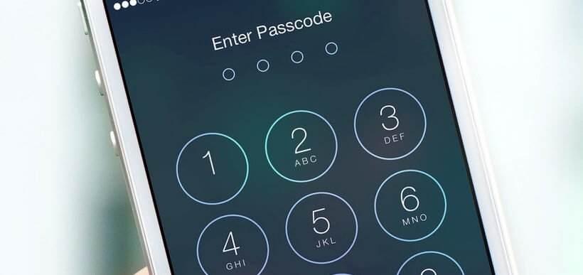 iphone ekran kilidi nasıl açılır