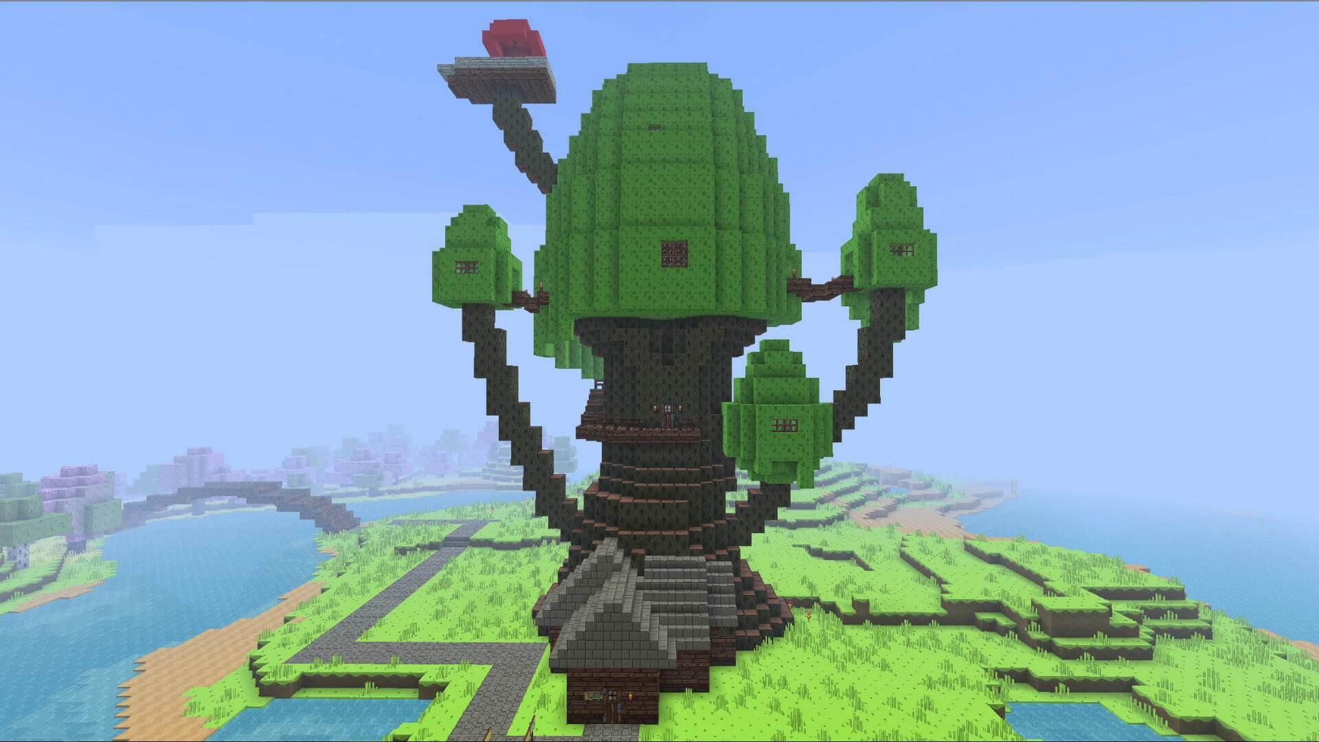 Minecraft Haritaları