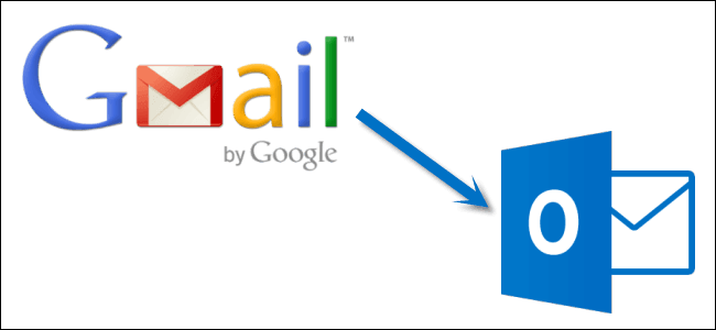 Outlook Gmail Kurulumu