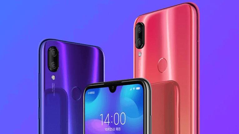 Xiaomi Mi Play soft reset har reset
