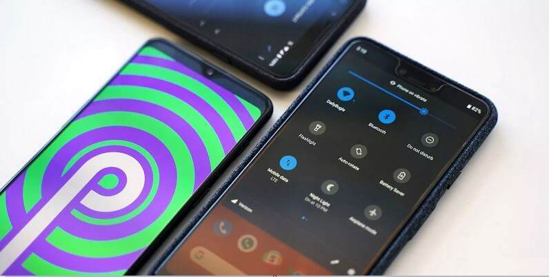 Android Dark Mod