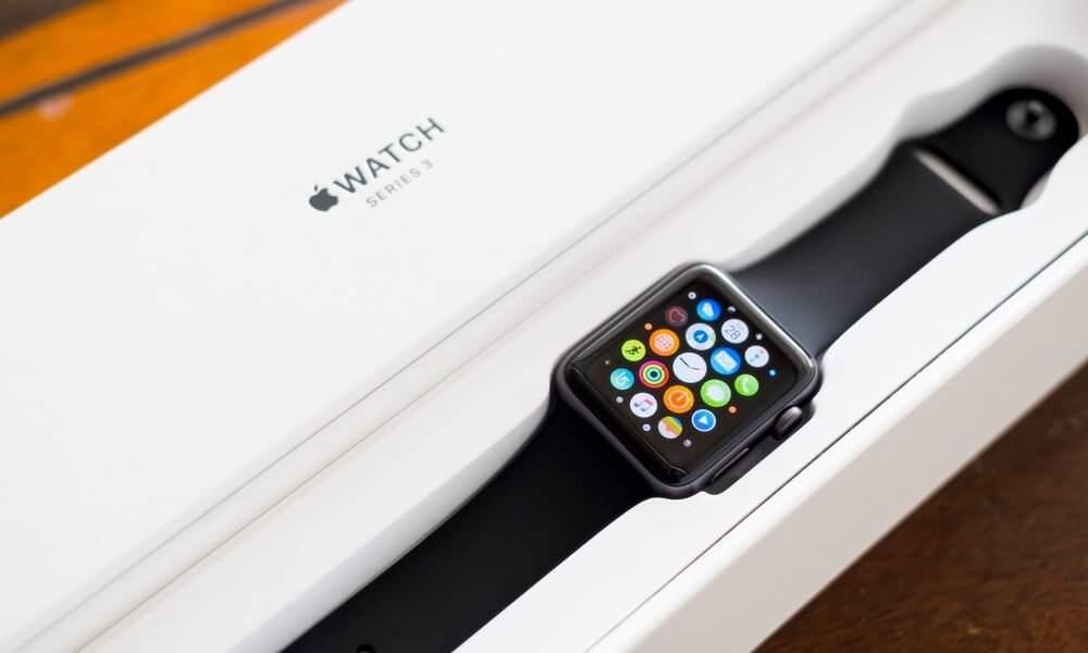 Apple Watch Sessiz Mod Nasıl Kullanılır ?