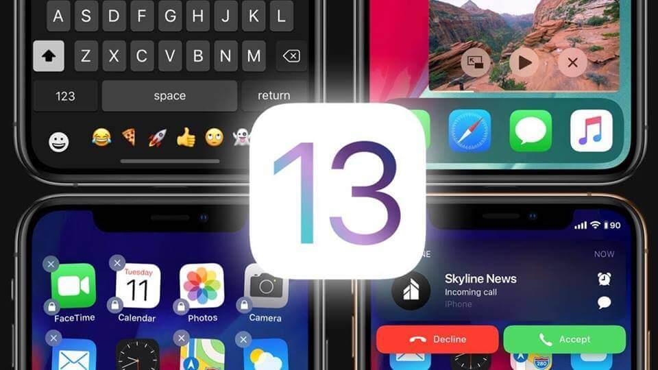 ios 13 hangi cihazlara gelecek