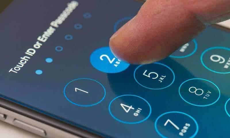 iPhone Otomatik Kilit Ayarlama
