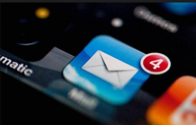 iPhone Toplu Mail Silme