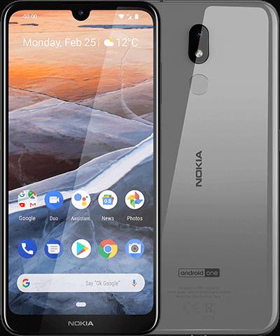 Nokia 3.2 Özellikleri