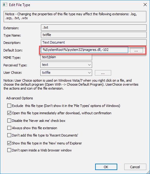 windows 10 simge paketi