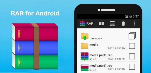 Android Sıkıştırma Uygulamaları