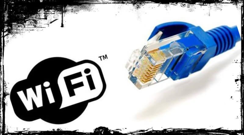 WiFi mi Ethernet mi?