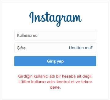 Instagram hesabımı dondurdum, nasıl açabilirim ?