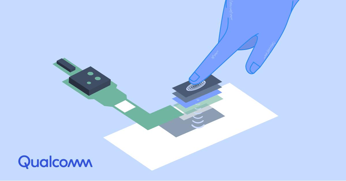 Ultrasonik Parmak İzi Sensörü Nedir?