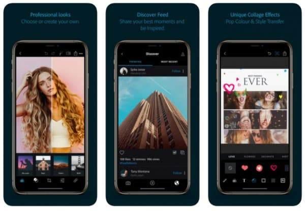 iPhone için en iyi fotoğraf düzenleme uygulamaları