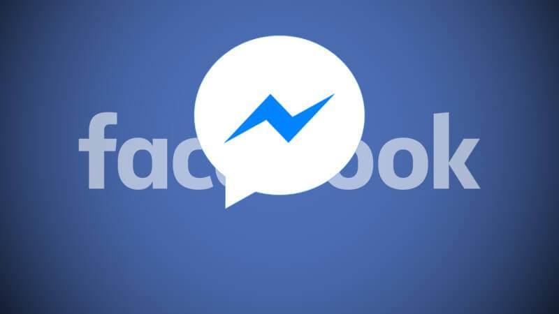 Facebook Messenger Dondurma ve Silme İşlemi