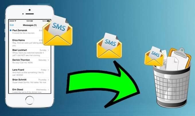 iPhone Silinen Mesajları Geri Getirme