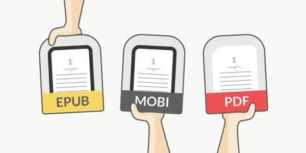 mobi dosyasını pdf ye çevirme