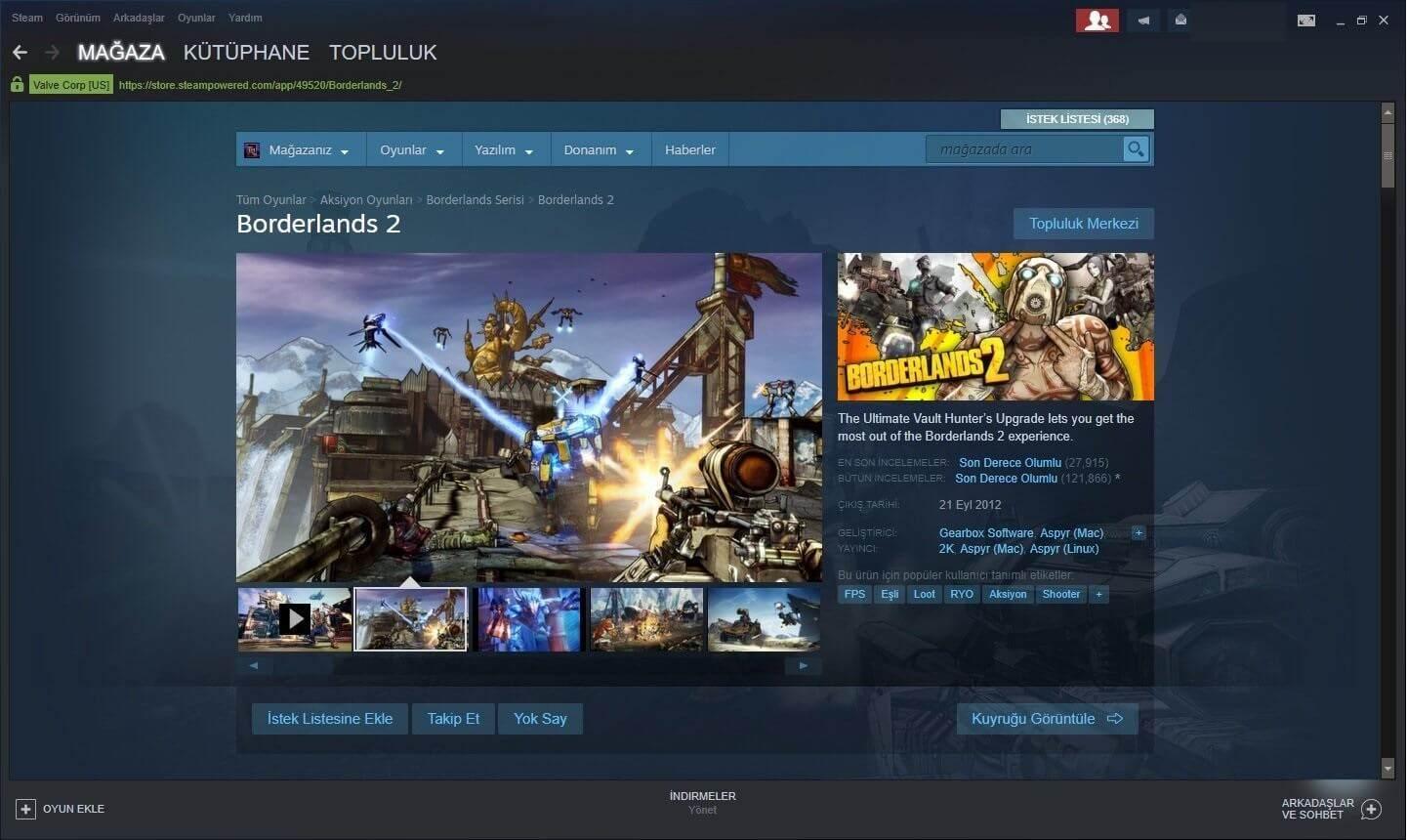 Steam'den nasıl oyun alınır?