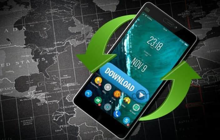 En iyi Ücretsiz Android Download Manager Uygulamaları
