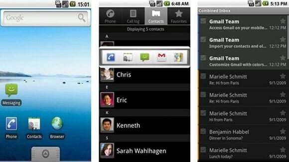 Android Tarihçesi