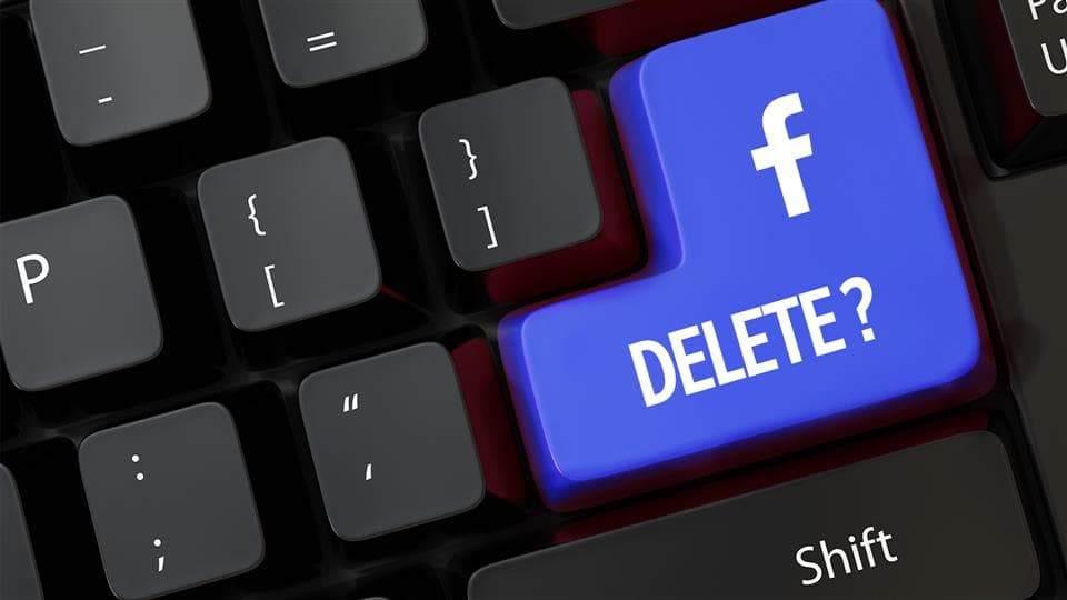 Facebook Hesap Dondurma ve Hesap Silme
