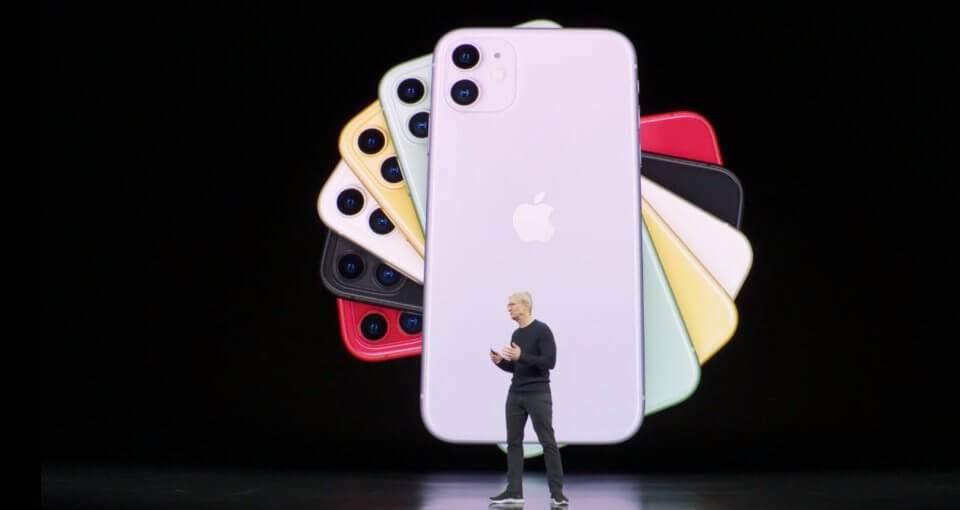iPhone 11 çıkış tarihi