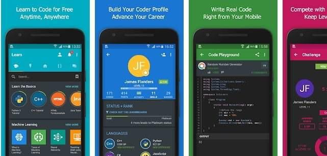 Kodlama Öğrenebileceğiniz en iyi 4 Mobil Uygulama
