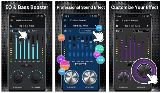 Android Ses Yükseltme Programları