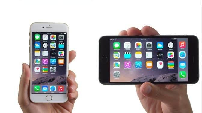 Android ve iPhone Ekran Dönmeme Sorunu