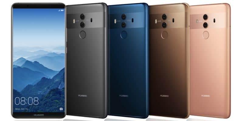 Huawei Mate Serisi Telefon Özellikleri