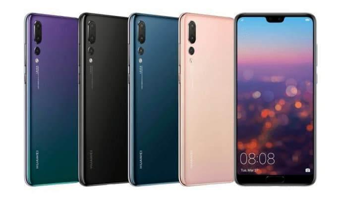 Huawei P Serisi Telefon Özellikleri