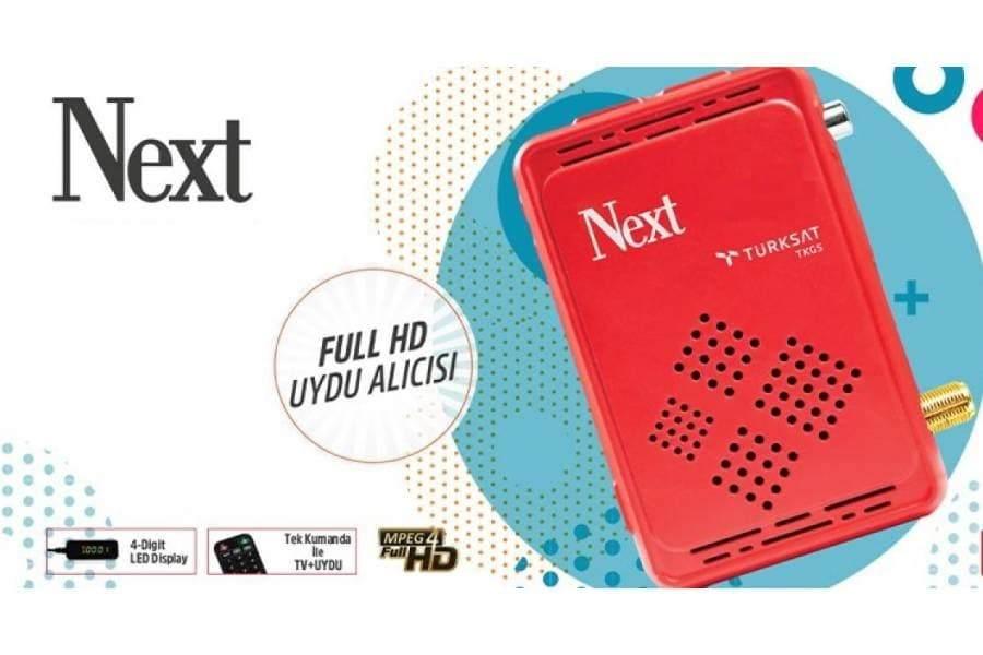 Next Minix HD Uydu Kurulumu