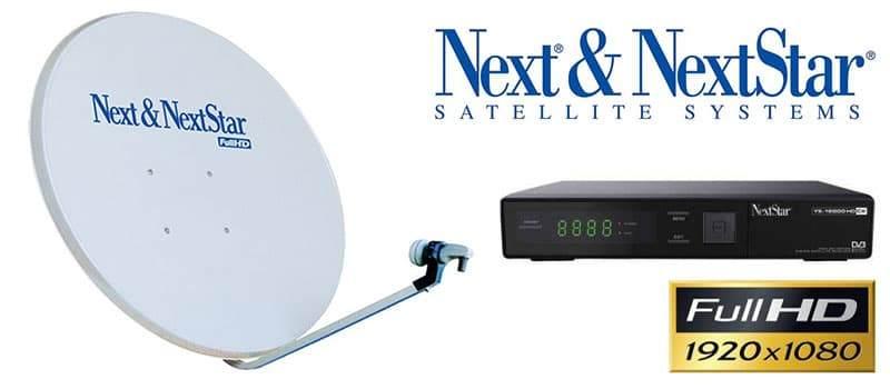 Next & NextStar Uydu Kurulumu