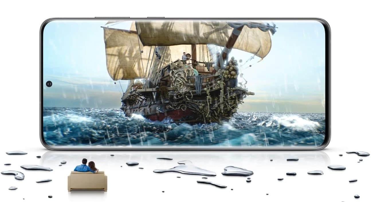 Samsung Galaxy S Serisi Telefon Özellikleri