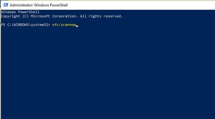 Windows 10 Başlat Menüsünü düzeltme
