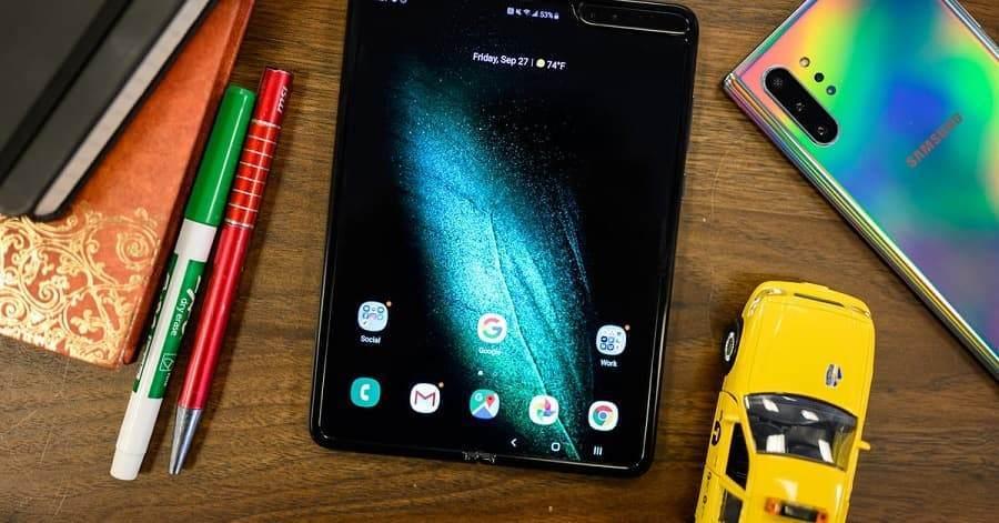 Katlanabilir Telefonlar - Samsung Galaxy Fold