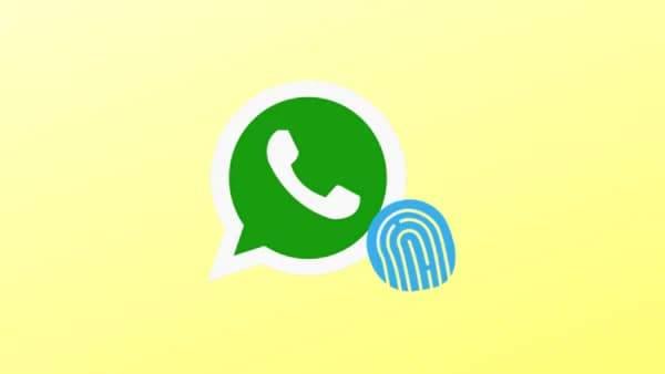 WhatsApp Parmak İzi Kilidi Etkinleştirme