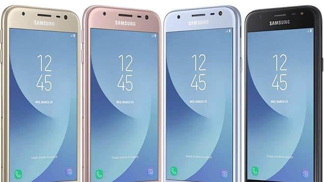 Samsung Galaxy J4 Format Atma, Sıfırlama