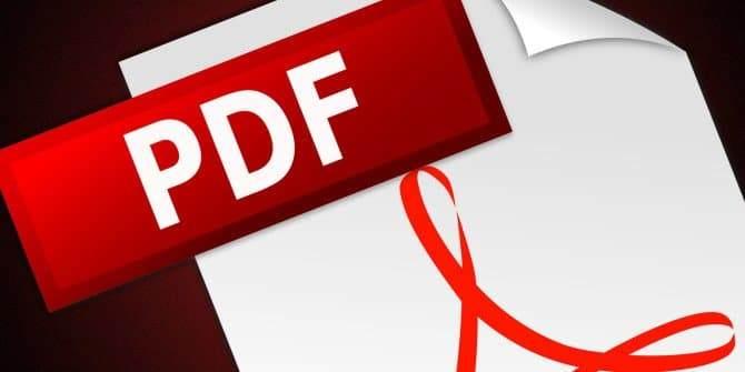 Dosyaları Ücretsiz PDF'e Dönüştürme