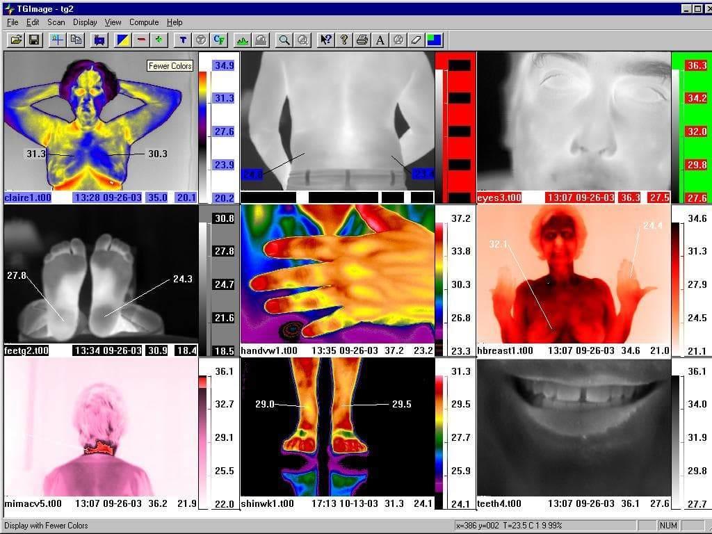 termal kamera nedir, termal kamera özellikleri, termal kamera renk anlamları, termal kamera dezavantajları