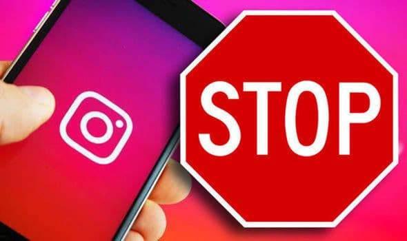Instagram hesap dondurma, Instagram dondurma linki ,instagram nasıl dondurulur