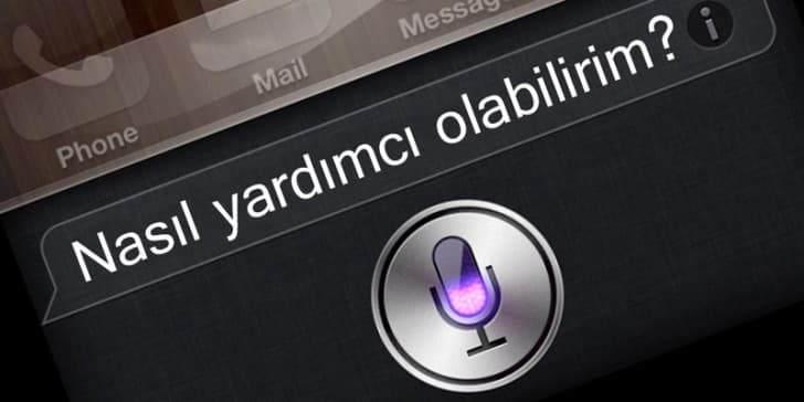 Siri ile mesaj yazma, iphone konuşarak mesaj yazma,iPhone sesle yazma