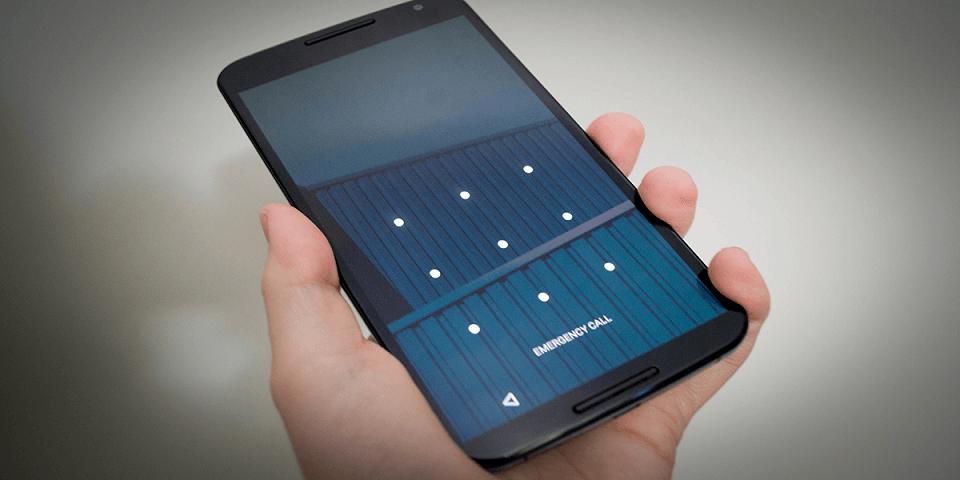 Telefon Desen Kilidi Kırma Nasıl Yapılır?