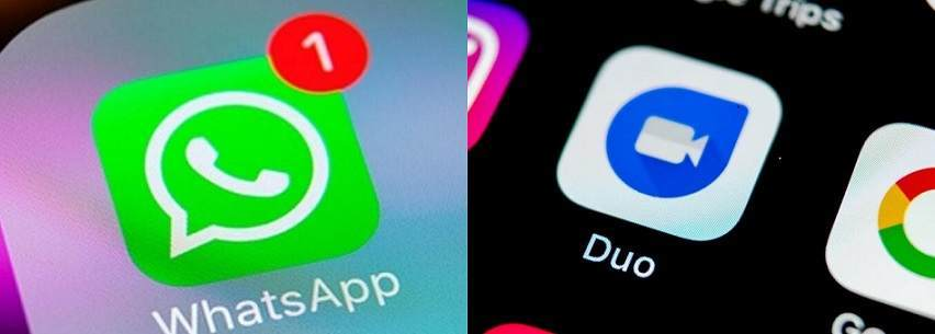 WhatsApp ve Google Duo Arasındaki Farklar,WhatsApp mı google duo mu, WhatsApp google duo karşılaştırması