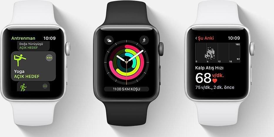 Apple Watch Bluetooth Kulaklık Eşleştirme